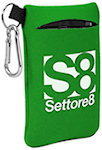 ECO iPhone Mobile Holders With Carabiner